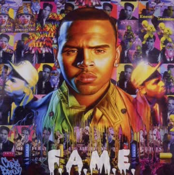 Chris Brown - F.a.M.E. (Standard Version)