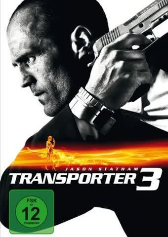 TRANSPORTER 3 - VARIOUS [DVD] [2008]