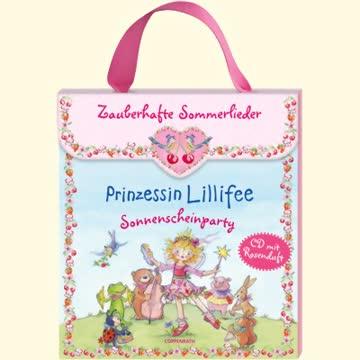 Prinzessin Lillifee Sonnenscheinparty
