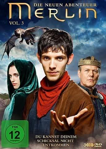 Merlin - Die neuen Abenteuer, Vol. 03 [3 DVDs]
