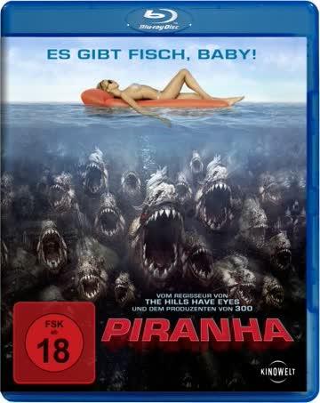 Piranha [Blu-ray]
