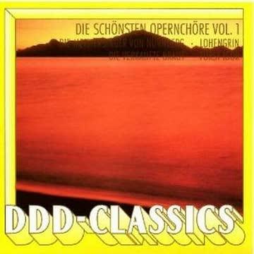 Rundfunk-Chor Ljubljana - Die Schönsten Opernchöre Vol. 1