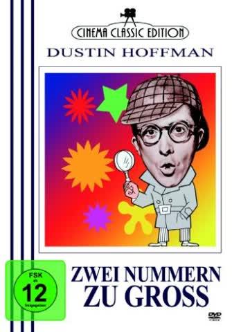 Zwei Nummern zu groß - Dustin Hoffmann *Cinema Classic Edition*