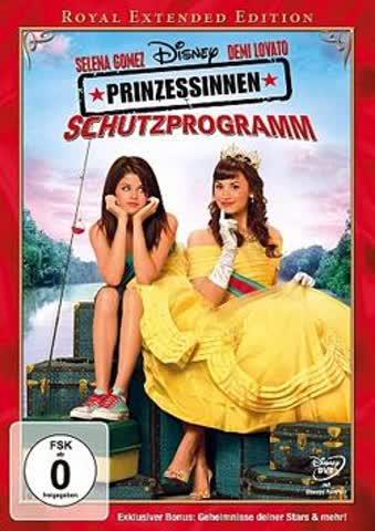 Prinzessinnen Schutzprogramm [Import allemand]