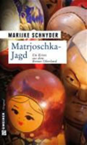 Matrjoschka-Jagd: Kriminalroman (Kommissare Brand und Zoppa)