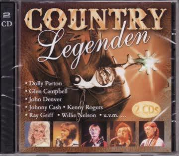 - Country Legenden - 2 CDs