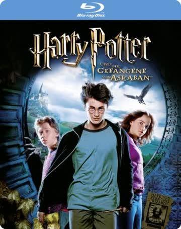 Harry Potter und der Gefangene von Askaban (1-Disc Steelbook) [Blu-ray]