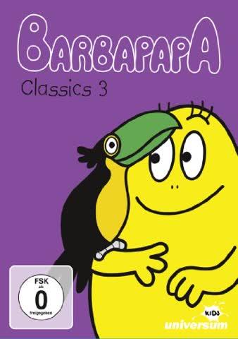Barbapapa Classics 3