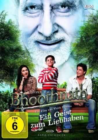 Bhoothnath - Ein Geist zum