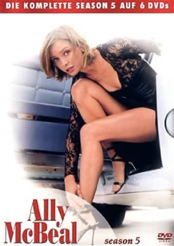 Ally McBeal: Season 5 [6 DVDs]
