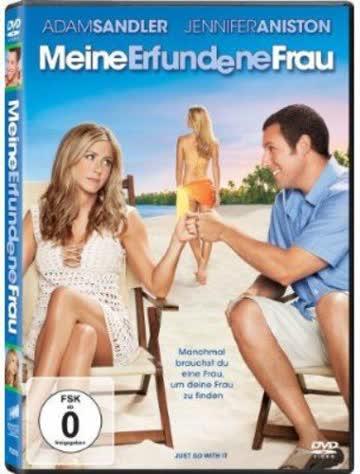 Meine erfundene Frau (DVD) [Import germany]