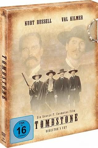 Tombstone - 2 Disc SE [Import allemand]