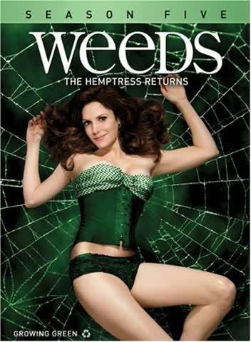 Weeds: Season 5 (3pc) / (Ws Ac3 Dol) [DVD] [Region 1] [NTSC] [US Import]