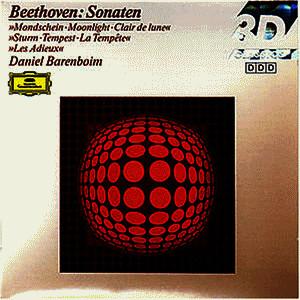 Daniel Barenboim - Klaviersonaten 14,17,26