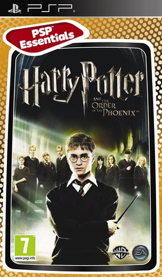 Harry Potter And The Order Of The Phoenix Essentials
