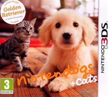 Nintendögs + cats für 3DS