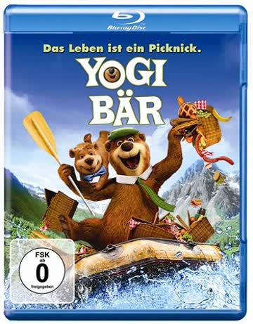Yogi Bär (inkl. Digital Copy) [Blu-ray]