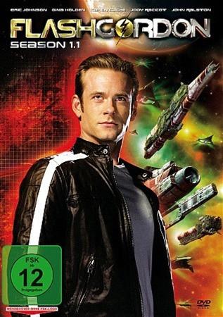Flash Gordon - Staffel 1, Vol.1