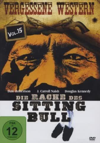 Die Rache Des Sitting Bull (Vergessene Western Vol. 15)