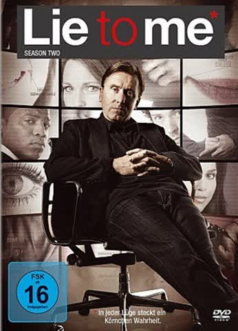 Lie to Me - Season Two [6 DVDs]