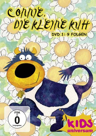Connie, die kleine Kuh - DVD 1, Folge 01-09