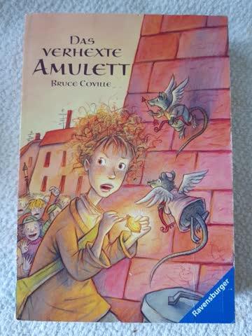 Der geheime Zauberladen 4. Das verhexte Amulett