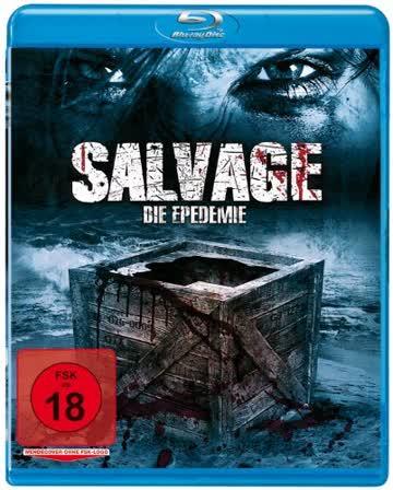 Salvage - Die Epedemie [Blu-ray]