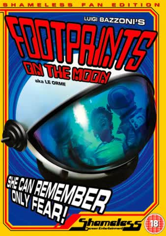 Footprints on the Moon (Le orme) [UK Import]