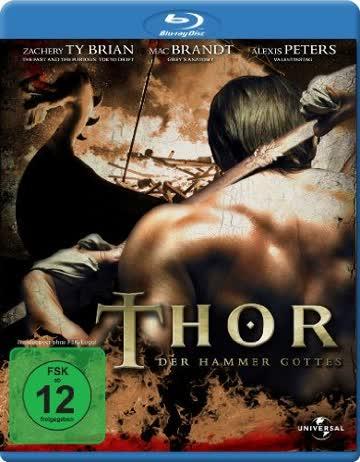 Thor - Der Hammer Gottes [Blu-ray]