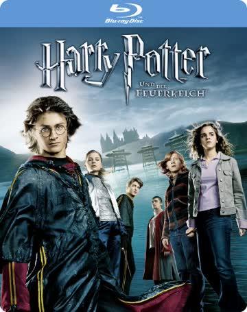 Harry Potter und der Feuerkelch (1-Disc Steelbook) [Blu-ray]