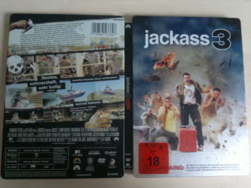 Jackass 3 Steelbook