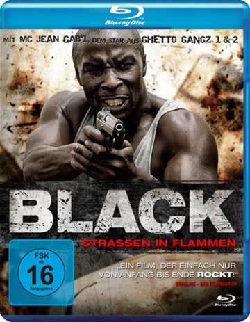 Black - Strassen in Flammen [Blu-ray]