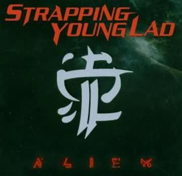 Strapping Young Lad - Alien-Ltd.Edition