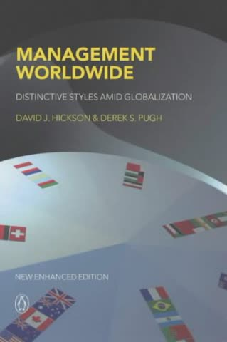 Management Worldwide: Distinctive Styles Among Globalization (Penguin Business)