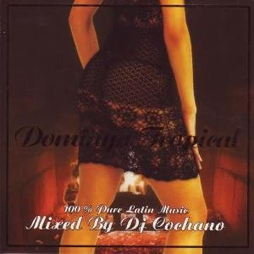 DJ Cochano - Domingo Tropical 2