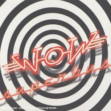Superbus - Wow (Limited Edition)