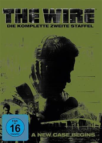 The Wire - Die komplette zweite Staffel [5 DVDs]