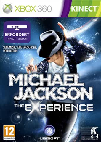 Michael Jackson: The Experience [AT PEGI] - [Xbox 360]