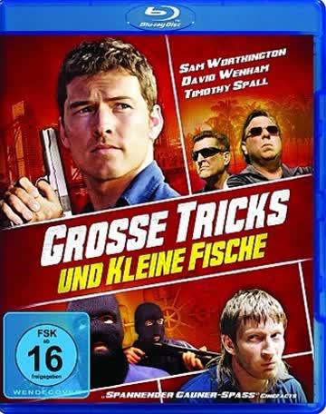 Große Tricks und kleine Fische (Blu-ray)