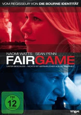 FAIR GAME - MOVIE [DVD] [2010]