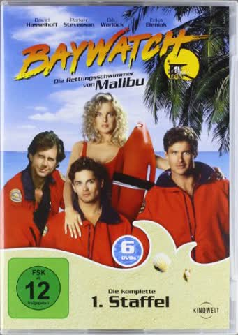 Baywatch - Die komplette 01. Staffel [6 DVDs]