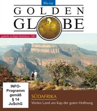 Südafrika (Reihe: Golden Globe) Blu-ray