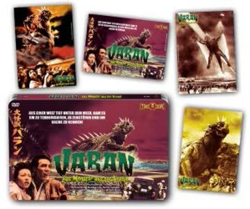 Varan - Das Monster aus der Urzeit (Collectors Edition) DVD