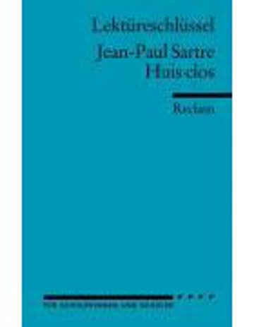 Jean-Paul Sartre: Huis Clos