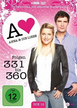 Anna Und Die Liebe - Season 1 - Box 12