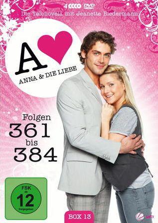 Anna Und Die Liebe - Season 1 - Box 13
