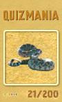 Quizmania - 021 - Klapperschlange Quizkarte