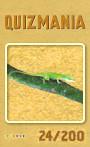 Quizmania - 024 - Gecko Quizkarte