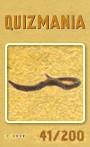 Quizmania - 041 - Wurm Quizkarte