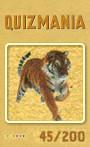 Quizmania - 045 - Sibirischer Tiger Quizkarte